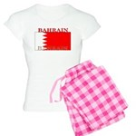 Bahrain Bahraini Flag Women's Light Pajamas