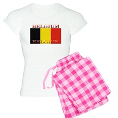 Belgium Belgian Flag Pajamas