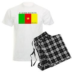 Cameroon Cameroonian Flag Pajamas