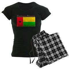 Guinea-Bissau Flag Pajamas