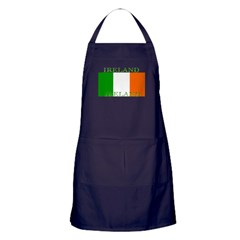 Ireland Irish Flag Apron (dark)