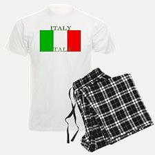 Italy Italian Flag Pajamas