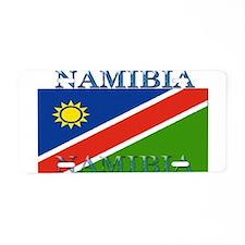 Namibia Aluminum License Plate