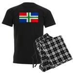 'Groningen Gronings Blank Fla Men's Dark Pajamas