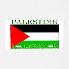 Palestine Palestinian Flag Aluminum License Plate