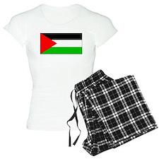 Palestinian Blank Flag Pajamas
