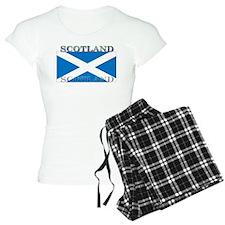 Scotland Scottish Flag Pajamas