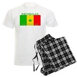 Senegal Senegalese Flag Men's Light Pajamas