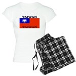 Taiwan Taiwanese Flag Women's Light Pajamas