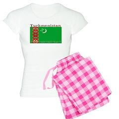 Turkmenistan Pajamas