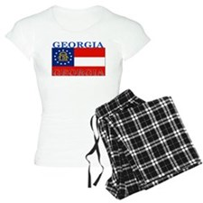 Georgia Georgian State Flag Pajamas