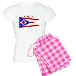 Ohio State Flag Women's Light Pajamas