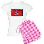 Tennessee State Flag Women's Light Pajamas