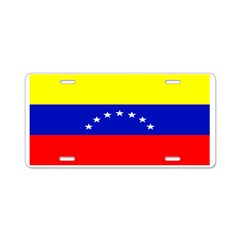 Venezuela Venezuelan Blank Fl Aluminum License Pla