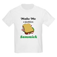Goddam Sammich T-Shirt