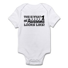 Funny One Year Old Onesie
