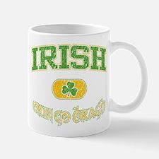 Irish Erin Go Bragh Mug