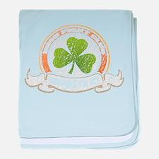 Irish Fight Club Brooklyn NY baby blanket