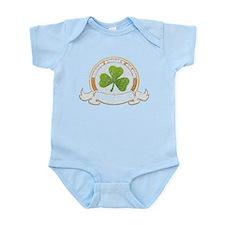 Irish Fight Club Brooklyn NY Infant Bodysuit