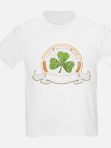 Irish Fight Club Brooklyn NY T-Shirt