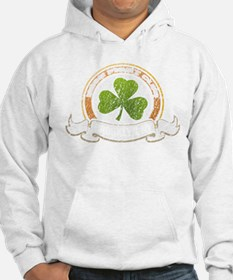 Irish Fight Club Brooklyn NY Hoodie