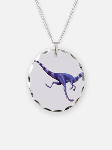Oviraptor Raptor Dinosaur Necklace