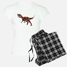 Allosaurus Jurassic Dinosaur Pajamas