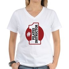 #1 Pilates Instructor Shirt