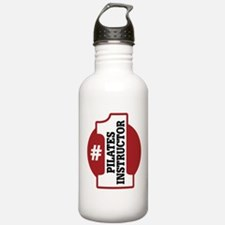#1 Pilates Instructor Water Bottle