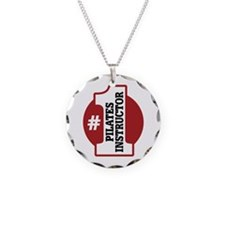 #1 Pilates Instructor Necklace