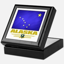 Alaska Pride Keepsake Box
