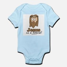 Jesus is a liberal -  Infant Creeper