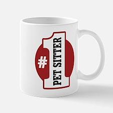 #1 Pet Sitter Mug
