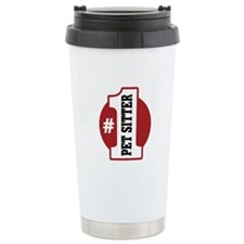 #1 Pet Sitter Travel Mug