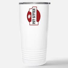 #1 Pet Sitter Travel Mug