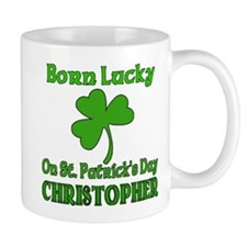 Custom Christopher Mug
