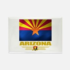 Arizona Pride Rectangle Magnet