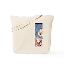 Classic Japanese Art Tote Bag