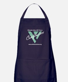 Cute Salem oregon Apron (dark)