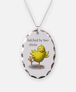 hatched by two chicks Necklace