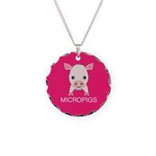 Love Micropigs Necklace