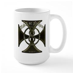 Veterans USA or Nothing Mug
