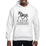 Celtic Glas Hooded Sweatshirt