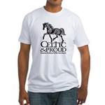 Celtic Glas Fitted T-Shirt