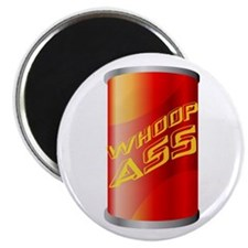 Can of Whoop Ass Magnet