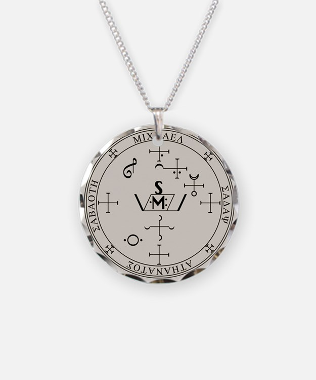 Seal of Archangel Michael Necklace