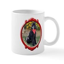 Classy Poodle Mug