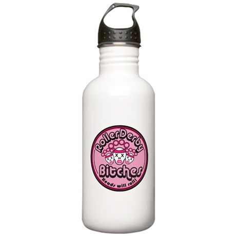 Roller Derby Bitches Stainless Water Bottle 1.0L