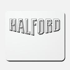 Halford Logo Mousepad