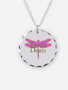 Team Dean Gilmore Girls Necklace
